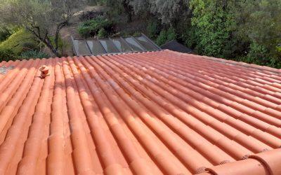 Rénovation de toiture à Le Thoronet dans Le Var (83)